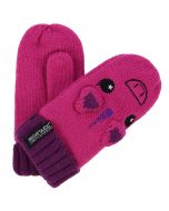 Kids Animally Mitts II Unicorn Gloves Extreme Pink Winberry