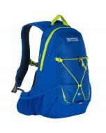 Blackfell II 20 Litre Hydration Backpack Rucksack Oxford Blue Lime Zest