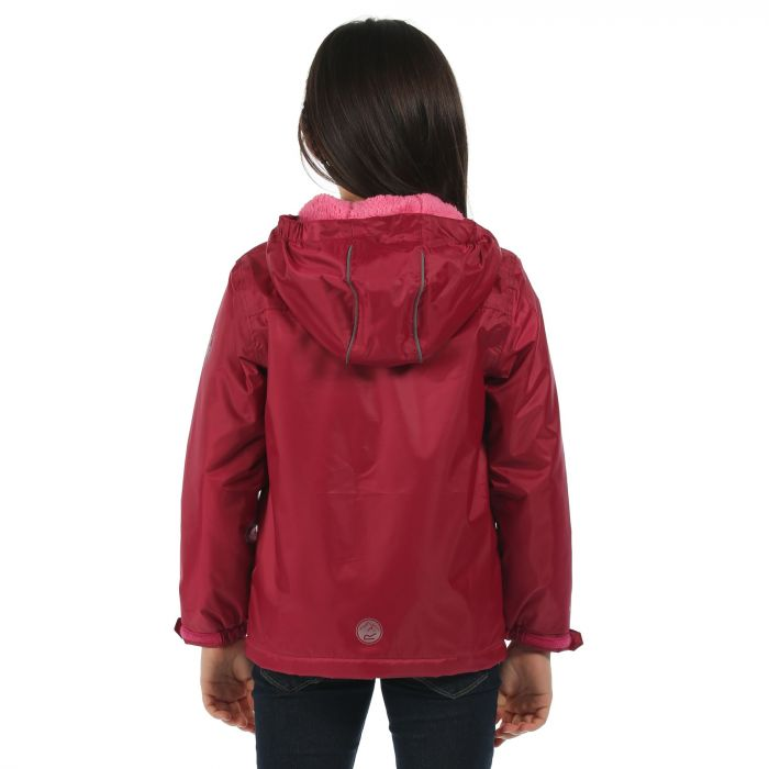 Malham Jacket Dark Cerise