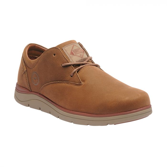 Men's Caldbeck Casual Shoes Indian Chestnut