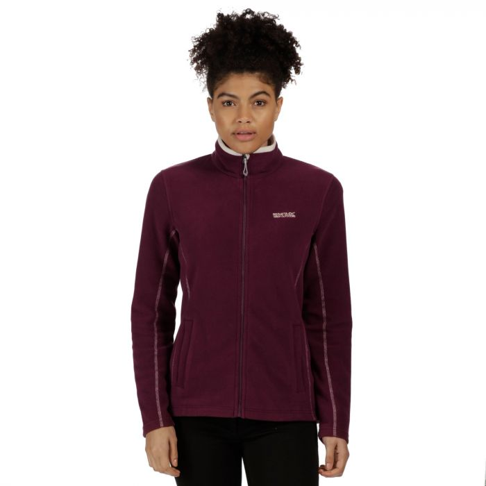 Clemance II Full Zip Fleece Fig