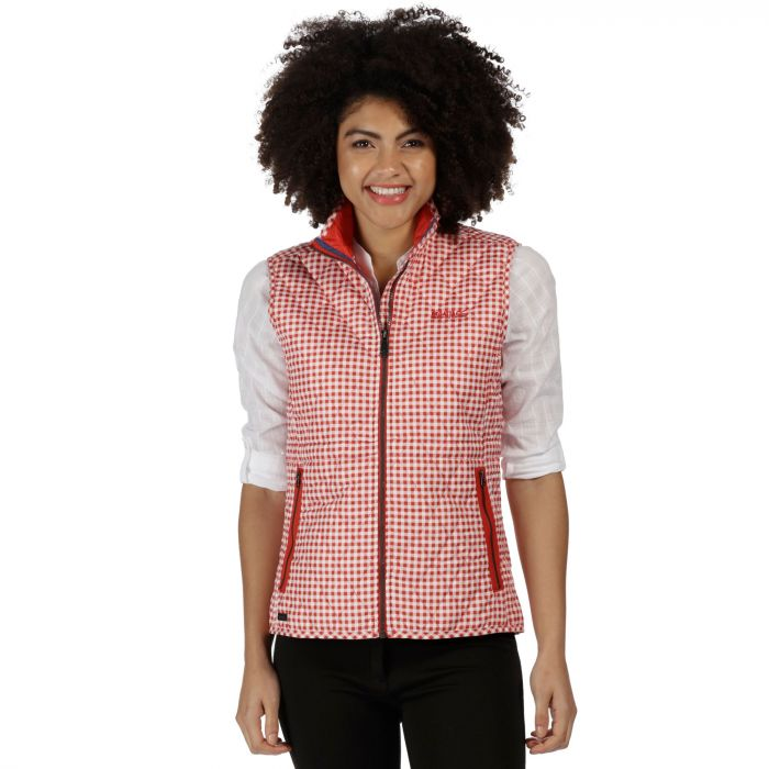 Cosmia Quilted Gilet Molten