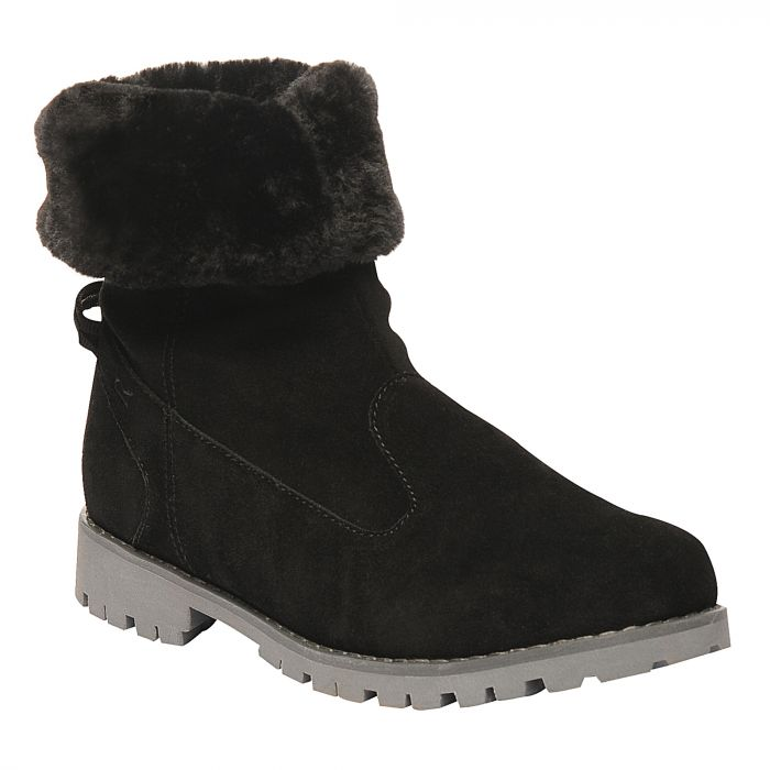 Women's Bedford Casual Boots Black