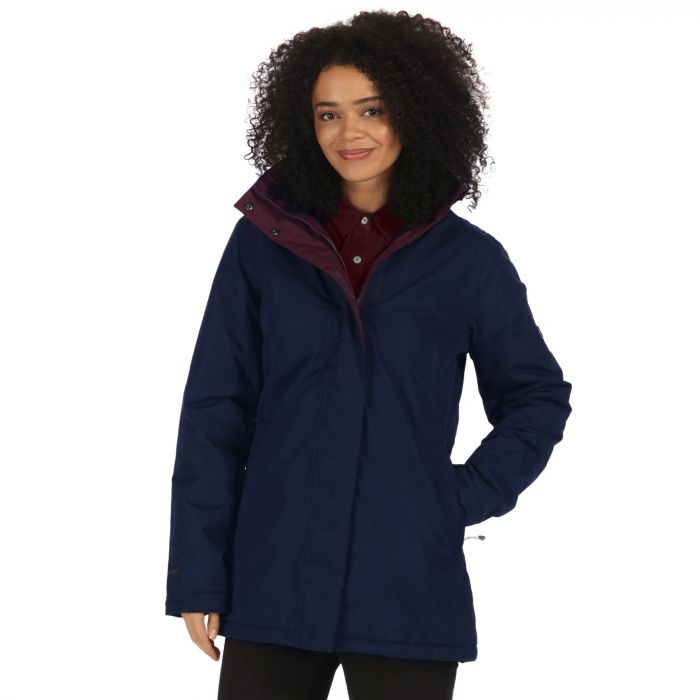 Blanchet II Waterproof Insulated Jacket Navy