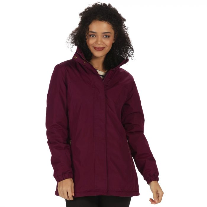 Myrtle II Waterproof Insulated Jacket Fig