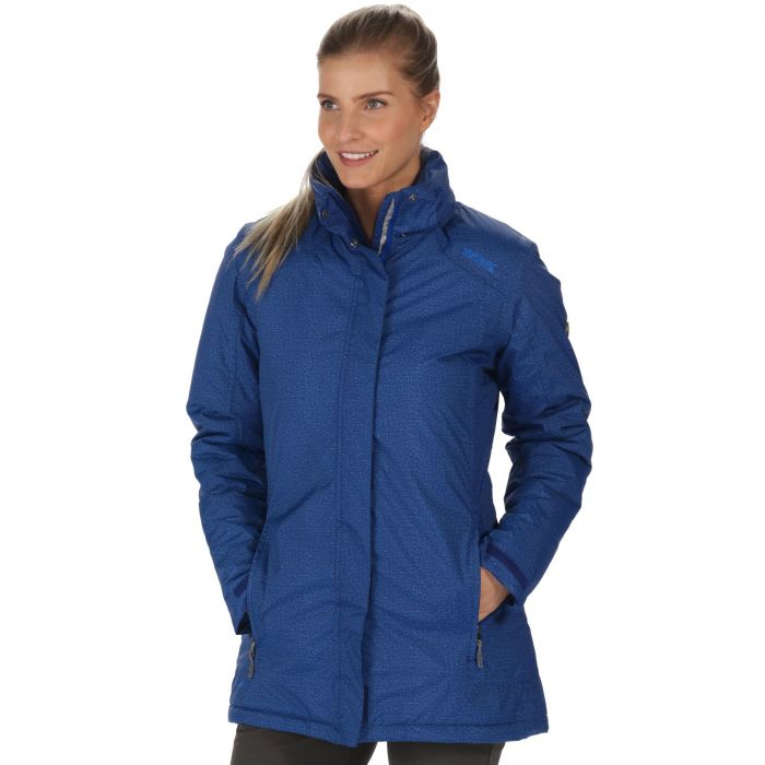 Seyma II Waterproof Insulated Jacket Twilight Blue