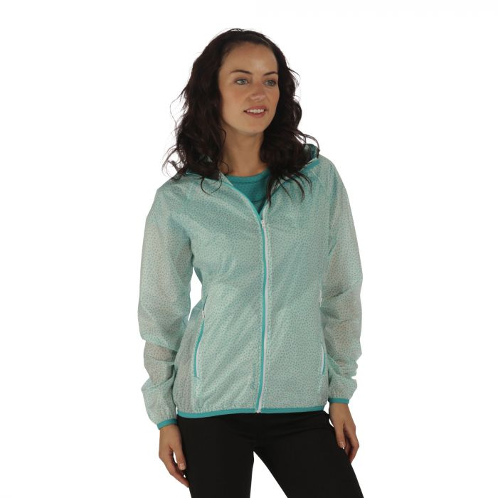 Women's Levin Jacket Atlantis