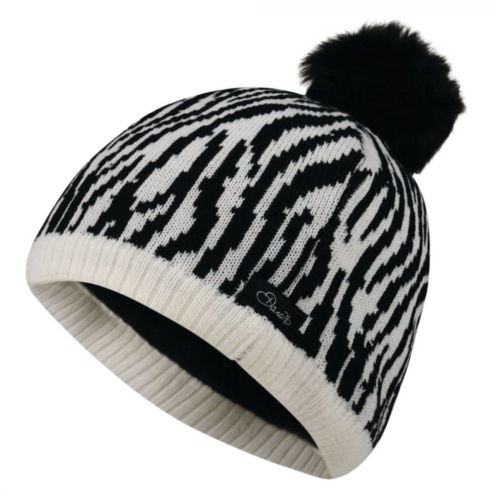 Dare 2B Kids Watch Out Beanie Hat White