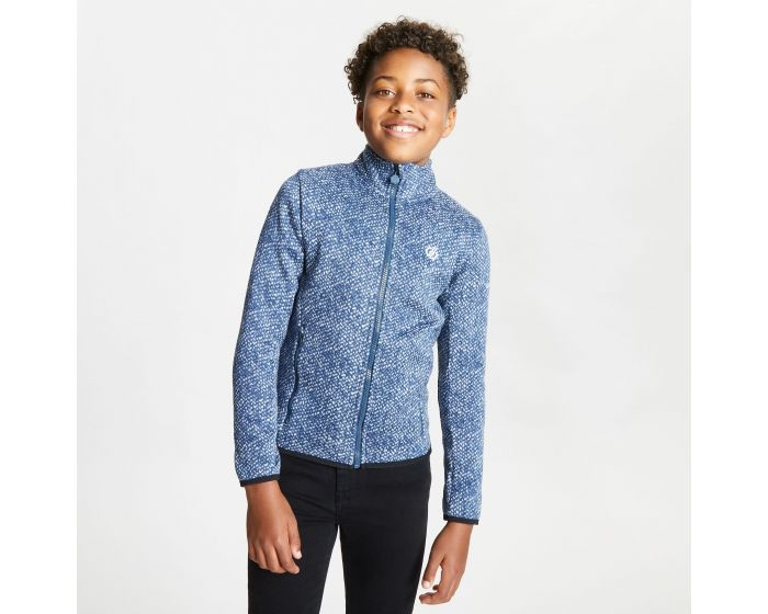 Kids Aptitude Iv Waterproof Insulated Jacket Prussian Oxford Blue