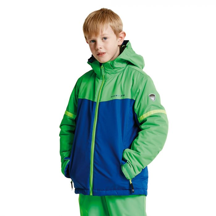 Dare 2B Kids Obscure Ski Jacket Laser/AcidGr