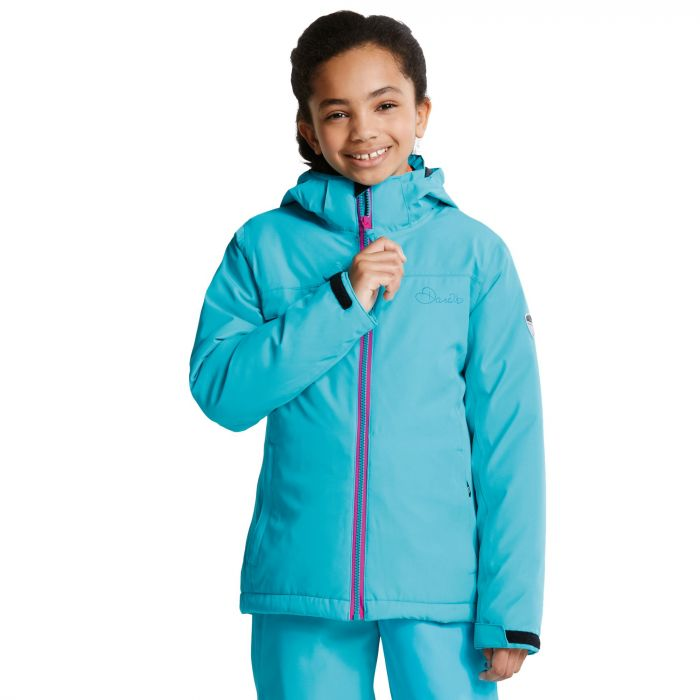 Dare 2B Kids Ruminate Ski Jacket Aqua