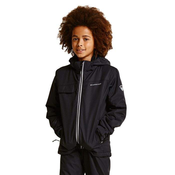Dare 2B Kids Ruminate Ski Jacket Black