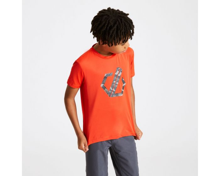Dare 2b - Kids Rightful Graphic T-shirt Trail Blaze