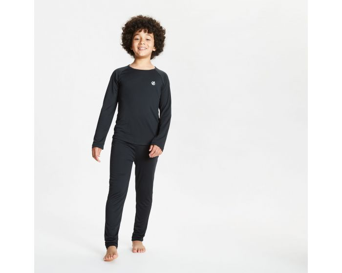 Dare 2b - Kids Elate Base Layer Set Black