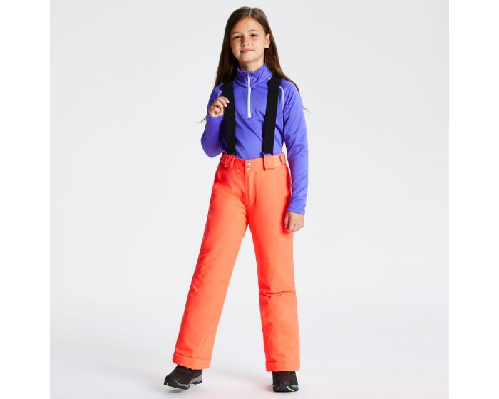Dare 2b - Kids Outmove Ski Pants Fiery Coral