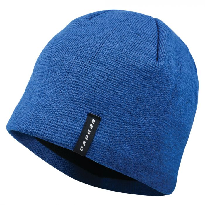 Dare 2B Men's Prompted Beanie Hat Oxford Blue
