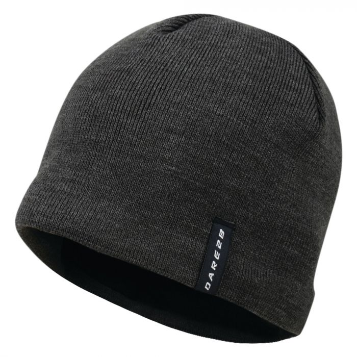 Dare 2B Men's Prompted Beanie Hat CharcoalGrey