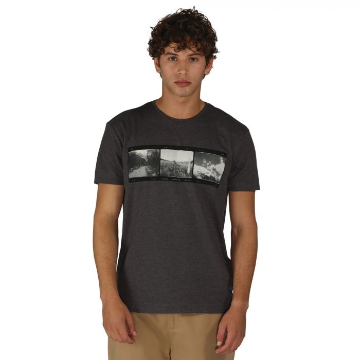 Dare 2B Negatives T-Shirt Charcoal Marl