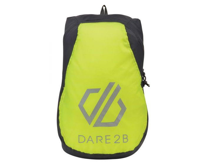 Dare 2b - Silicon Iii Rucksack Ebony Grey Fluro Yellow
