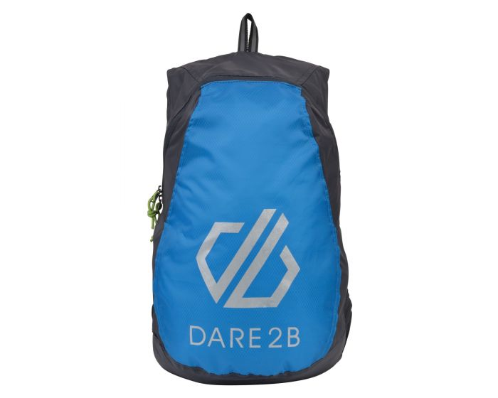Dare 2b - Silicon Iii Rucksack Ebony Grey Atlantic Blue