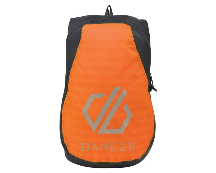 Dare 2b - Silicon Iii Rucksack Ebony Grey Shocking Orange