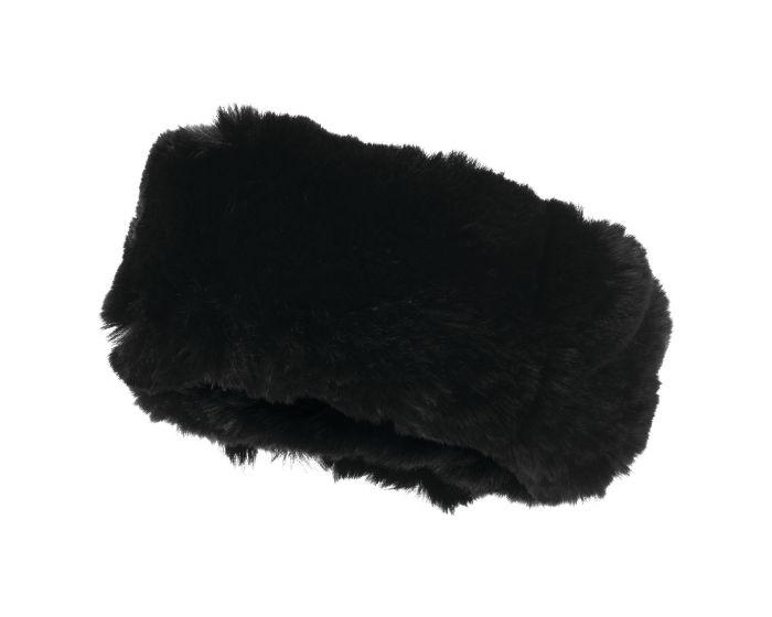 Dare 2b - Julien Macdonald - Womens Delicacy Fur Headband Black