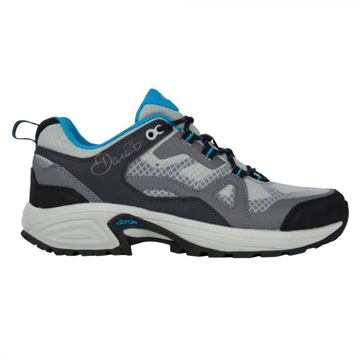 Dare 2B Women's Cohesion Low Waterproof Hiking Shoes Alumin/FluBl
