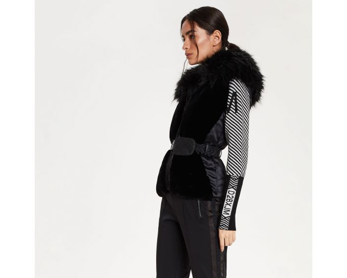 Dare 2b X Julien Macdonald - Womens Monsumer Gilet Black