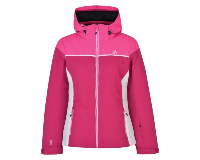 Dare 2b - Womens Sightly Ski Jacket Fuchsia Cyber Pink