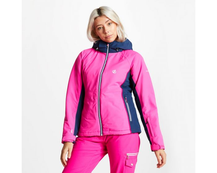 Dare 2b - Womens Thrive Ski Jacket Cyber Pink
