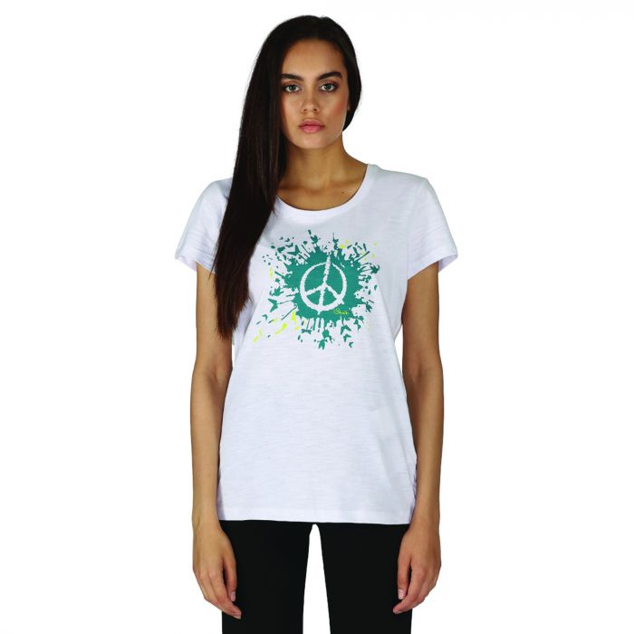 Dare 2B Peace Out T-Shirt White