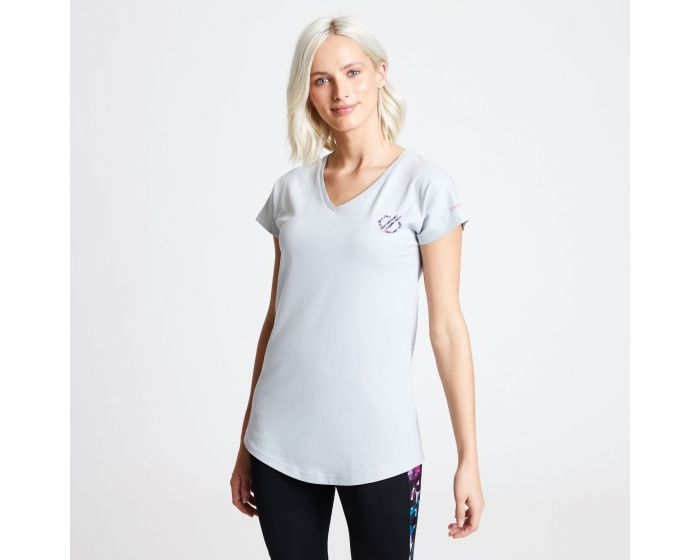 Dare 2b - Womens Pastime T-shirt Argent Grey
