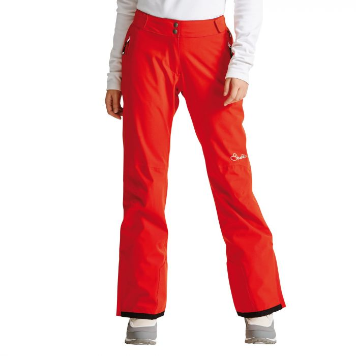 Dare 2B Women's Stand For Ski Pants High Risk Red