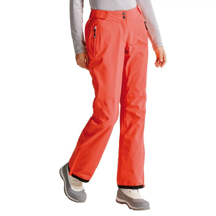 Dare 2B Women's Stand For Ski Pants Fiery Coral