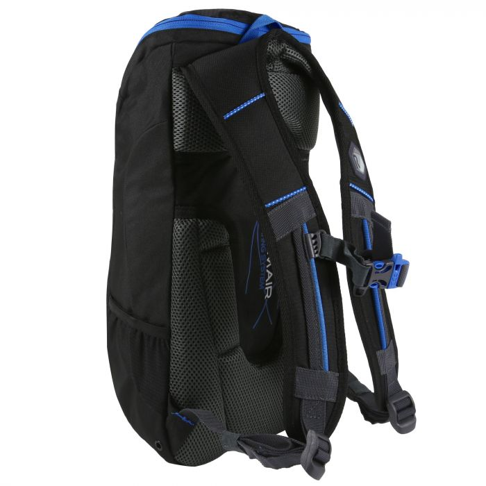 6632e432ccfd Kids Blackfell Nano Junior Rucksack Black French Blue