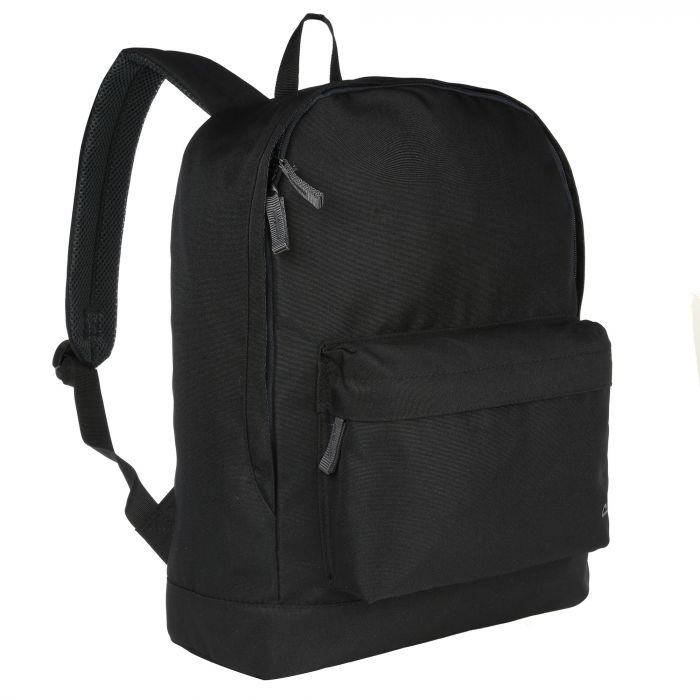 Kids 20 Litre School Bag Back Ebony