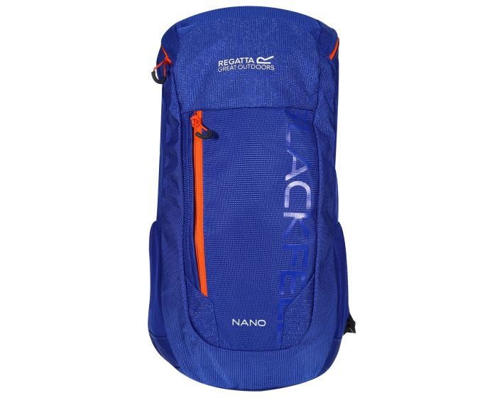 Kids Blackfell Iii Nano 12l Rucksack Surfspray Blaze Orange