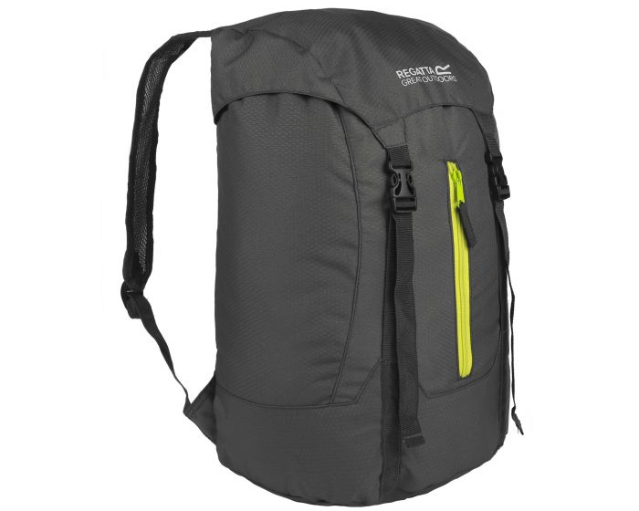 Easypack Ii 25l Lightweight Packaway Backpack Ebony Neon Spring