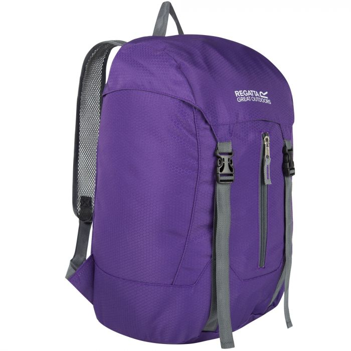 cf96eda0e603 Easypack II 25 Litre Lightweight Packaway Backpack Rucksack Juniper Purple