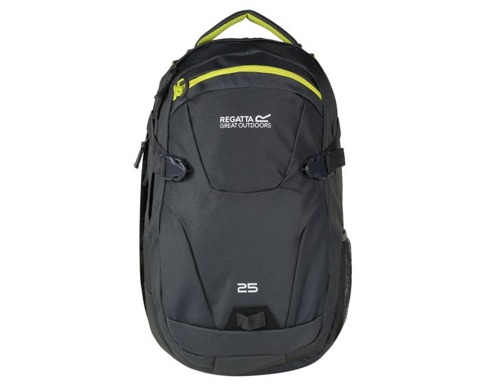 Paladen 25l Laptop Backpack Ebony Neon Spring