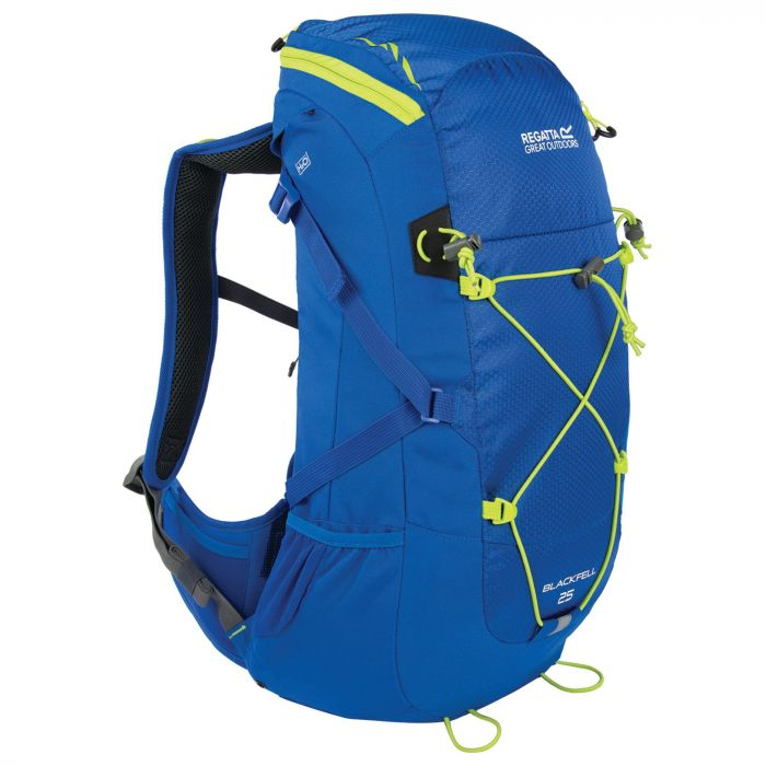 Blackfell II 25 Litre BackpackOxford Blue Lime Zest