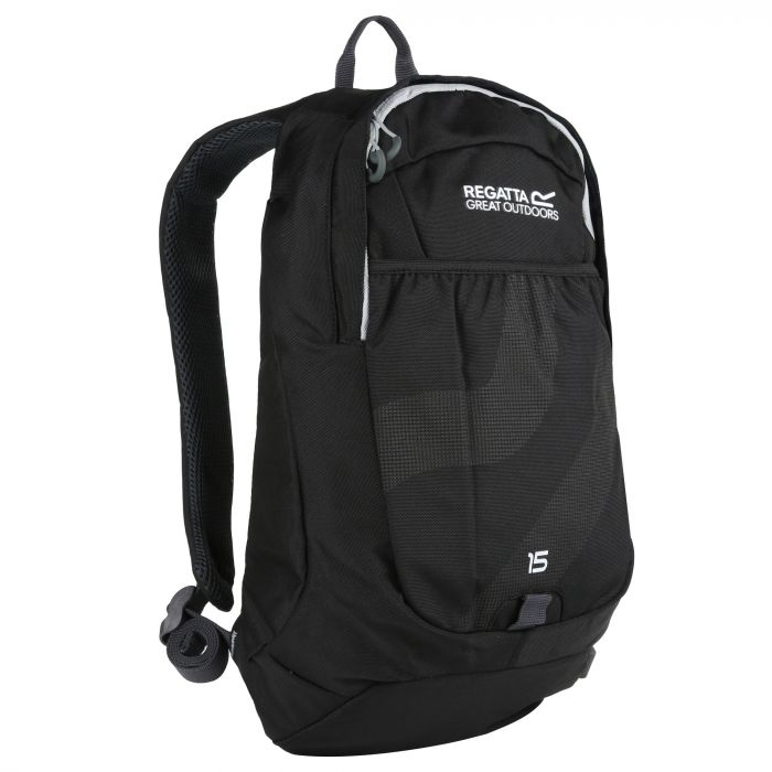 Bedabase II 15Litre Backpack Rucksack Light Steel