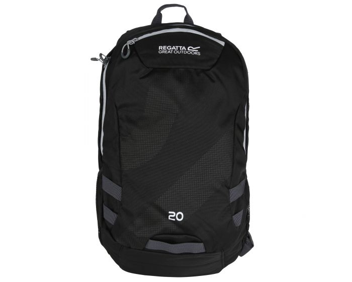 Brize Ii 20l Rucksack Black Light Steel