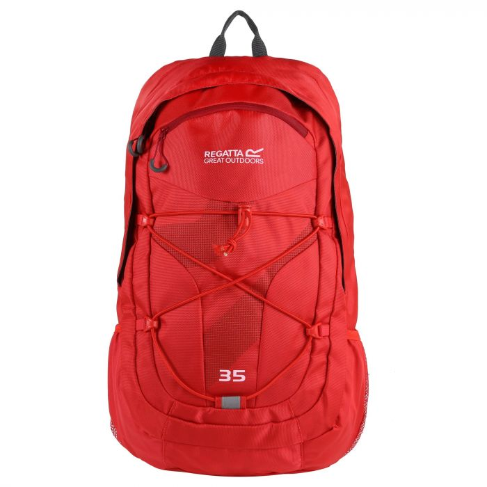 Atholl II 35 Litre Backpack Rucksake Pepper Delhi Red