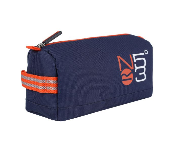 Burford Wash Case Nautical Navy