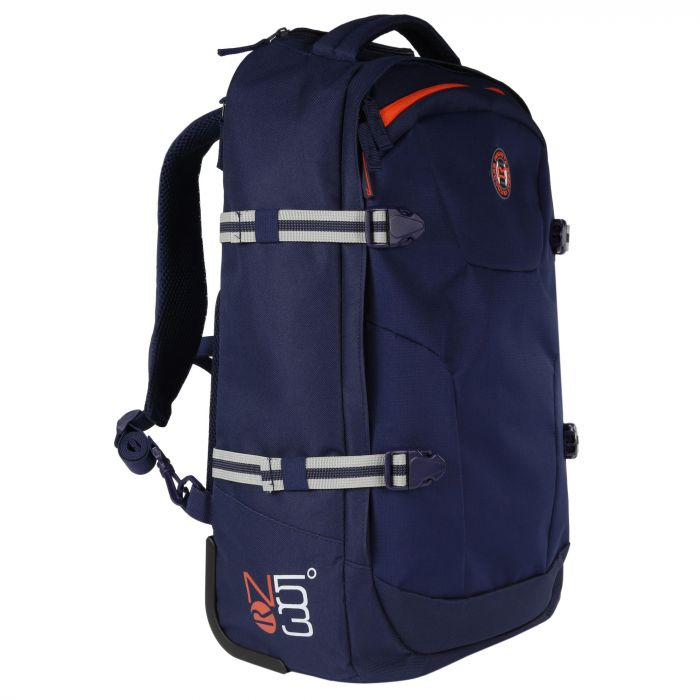 Paladen Carry On Convertible Backpack Rucksack Nautical Navy