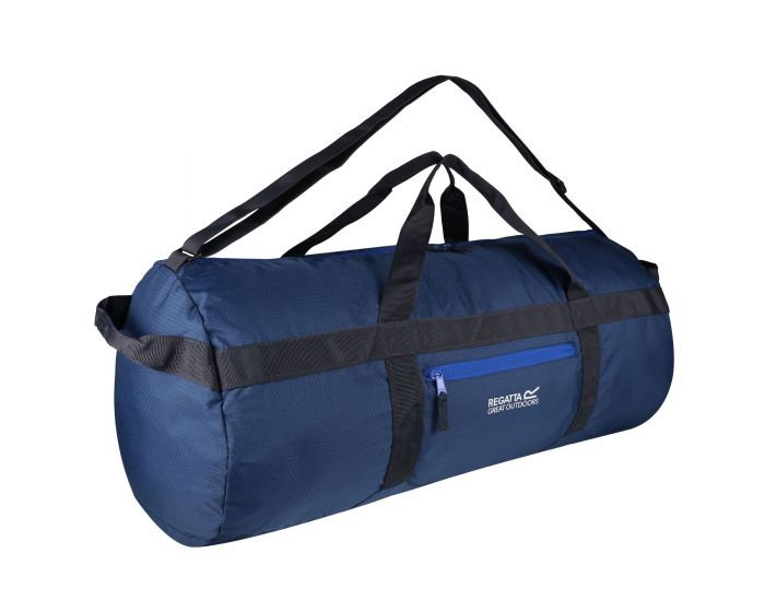 Packaway 60l Duffle Bag Dark Denim Nautical Blue