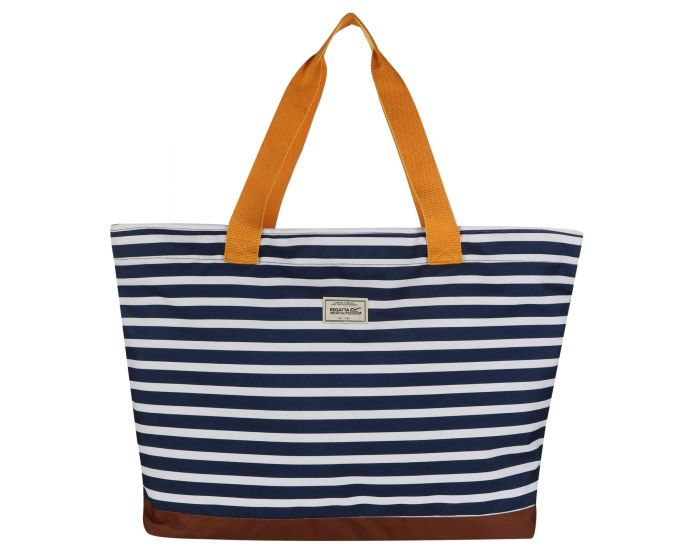 Kimberley Walsh Stamford Beach Bag Navy Stripe