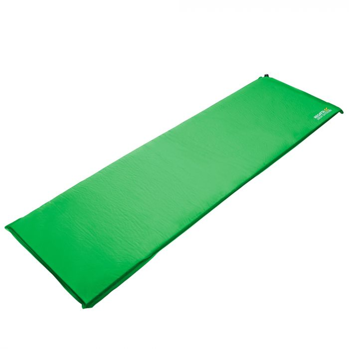 Napa 5 Lightweight Self-Inflating Foam Camping Mat - Single Extreme Green