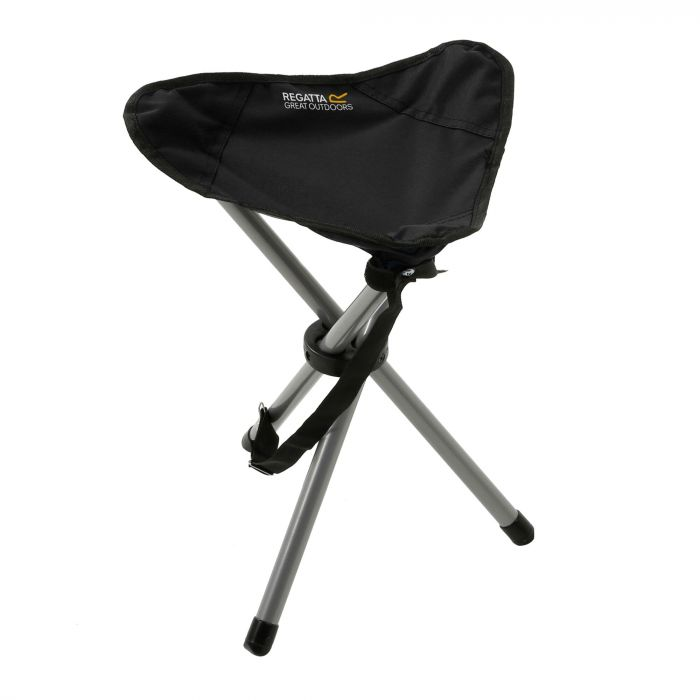 Pleasing Ternio Tripod Stool Steel Black Pabps2019 Chair Design Images Pabps2019Com